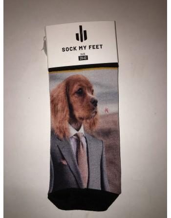 Chaussette sock my dog